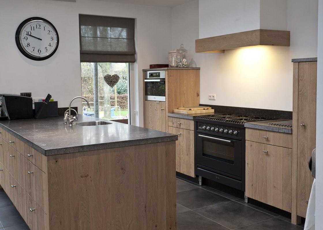 Moderne Tijdloze Keuken : Tijdloos modern thijs keukens
